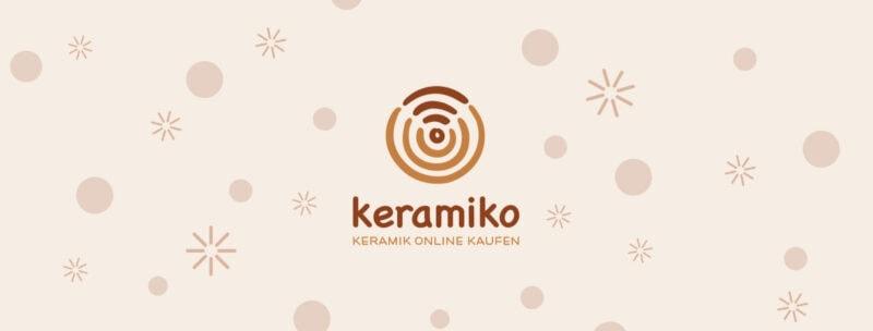 Keramiko Internetseite Launch Start