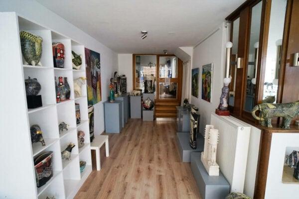 Wandrer Keramik Ap Art Ausstellung Keramik Kunst Skulpturen