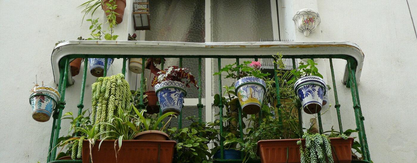 Keramik Balkon Terrasse Gestalten