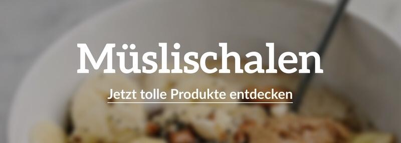 Müslischale Keramik Frühstück Onlineshop